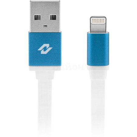 Neoline Cable S8 USB-Lightning 8-pin, 1m 1м, Lightning, USB, Белый