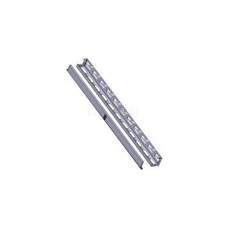 47U вертикальный кабель-органайзер для шкафов SVR левый/правый