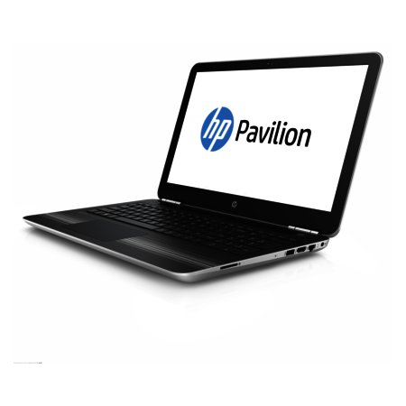 "HP Pavilion 15-au002ur 15.6"", Intel Core i5, 2.3МГц, 4Гб RAM, DVD-RW, 500Гб, Серебристый, Wi-Fi, DOS, Bluetooth"