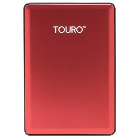 HGST HTOSEC5001BCB Touro S 500Gb, красный