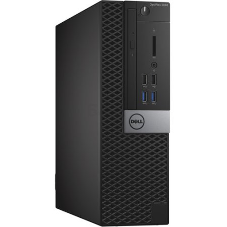 Dell OptiPlex 3040 Intel Core i3, 3700МГц, 4Гб, 500Гб, Linux, Черный