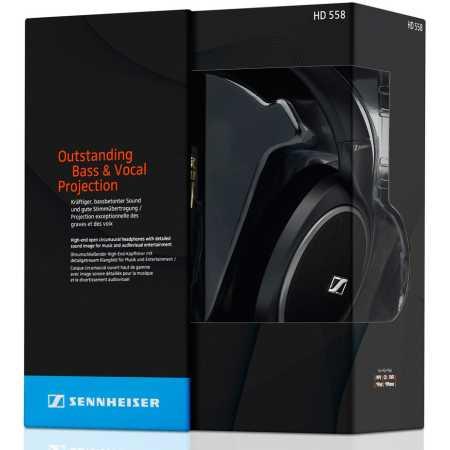 Sennheiser HD 558 Черный