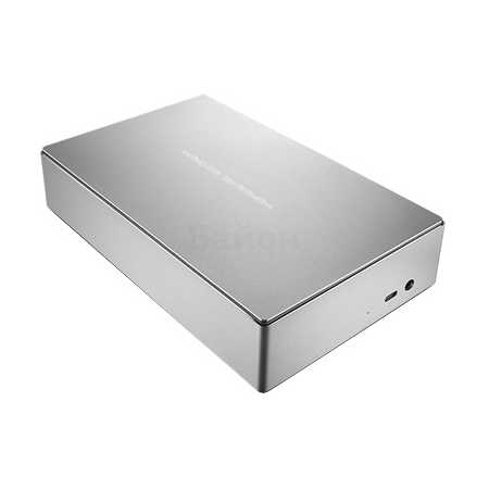 Lacie STFE8000200 8000, Серебристый