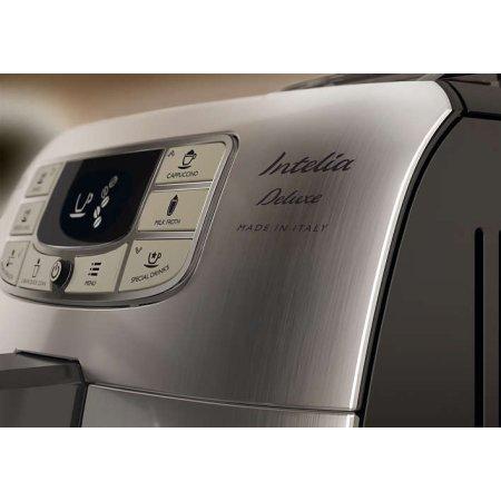 Philips Saeco Intelia Deluxe HD8889/19 Черный, молотый, зерновой, 1.5л, 1850Вт