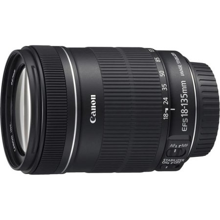 Canon EF-S 18-135mm 3.5-5.6 IS USM Широкоугольный, Canon EF-S