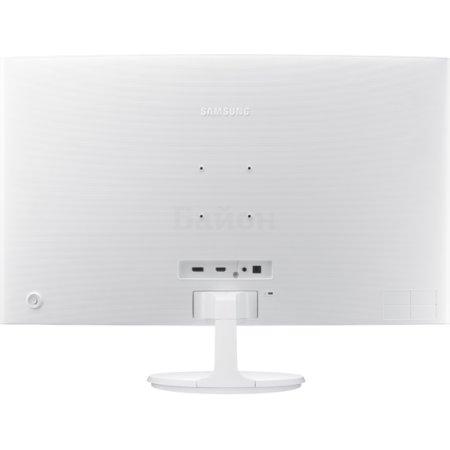 """Samsung C32F391FWI 31.5"""", Белый, HDMI, Full HD"""