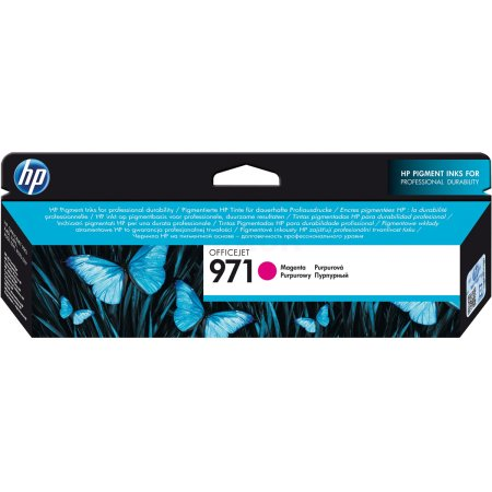 HP CN623AE Пурпурный, Картридж струйный, Стандартная, нет