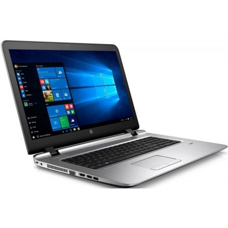 "HP ProBook 470 G3 P5S79EA 17.3"", Intel Core i5, 2300МГц, FHD, 4Гб RAM, DVD-RW, 512Гб, Черный, Windows 7, Windows 10, Wi-Fi, Bluetooth"