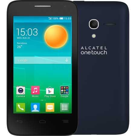 Alcatel 5038D POP D5 Fashion Синий, 4Гб, 2 SIM