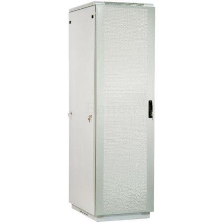 ЦМО Шкаф телекоммуникационный напольный 42U (600x1000) дверь перфорированная (3 места), [ ШТК-М-42.6.10-4ААА ]