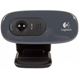 Logitech Webcam HD Pro C270 Темно-серый