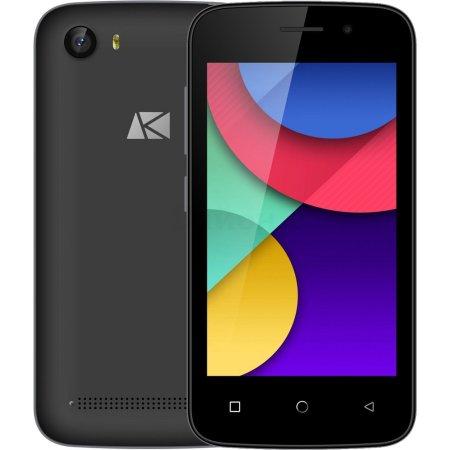ARK Benefit S402 4Гб, Черный, Dual SIM, 3G