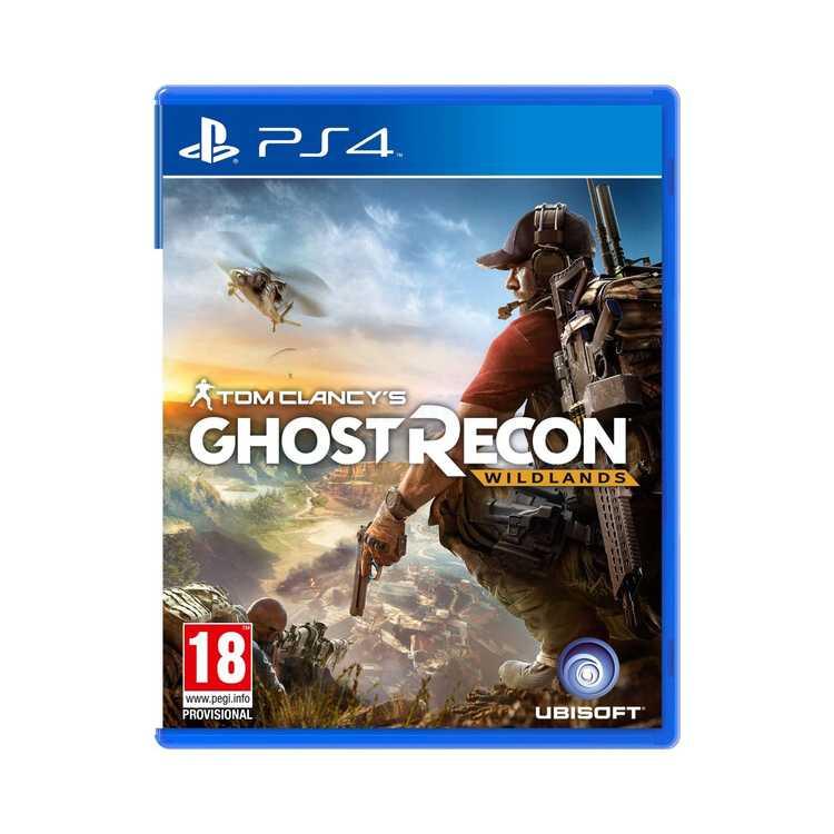 Tom Clancy's Ghost Recon: Wildlands Sony PlayStation 4