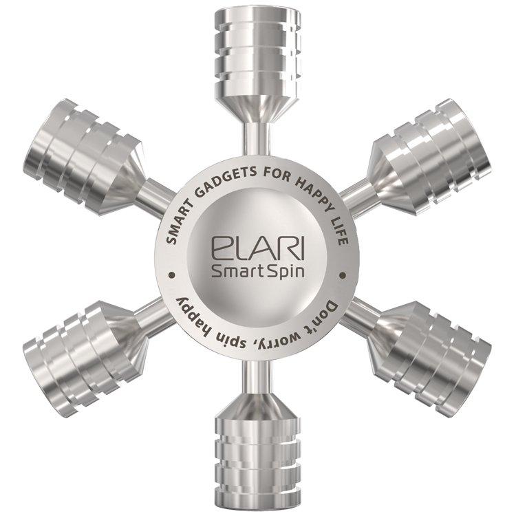 Купить 3D-спиннер Elari SmartSpin Model X в интернет магазине бытовой техники и электроники