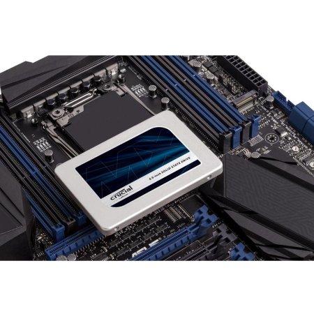 """Crucial MX300 CT750MX300SSD1 2.5"""", 750Гб, SATAIII"""