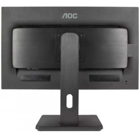 """AOC I2475PXQU 23.8"""", Черный, DVI, HDMI, Full HD"""