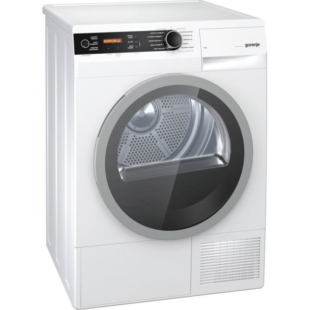 Gorenje D98F65F Белый, 9кг