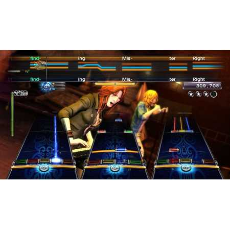 Rock Band 4 Игра + Гитара