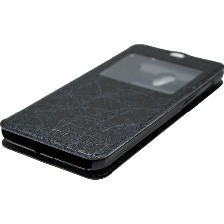 IT Baggage ITMZM2M-1 для MEIZU M2 MINI чехол-книжка, кожзам, Черный