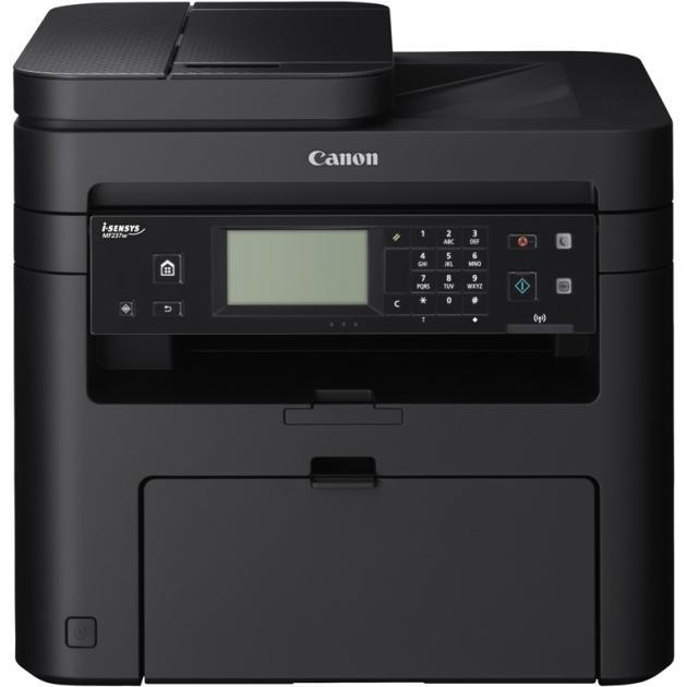 Canon I-SENSYS MF237w Лазерный  светодиодный, Черный, Черно-белая, А4