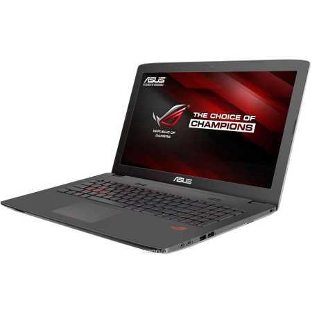 "Asus G751JL 17.3"", Intel Core i7, 2600МГц, 8Гб RAM, 1Тб, Серебристый, Wi-Fi, Windows 10, Bluetooth"