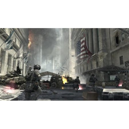 Call of Duty: Modern Warfare 3 Xbox 360, Английский