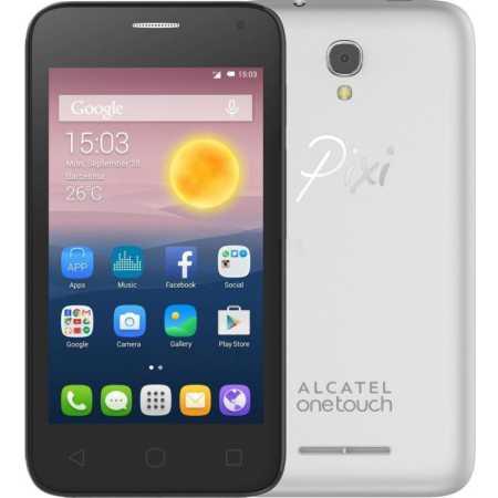 Alcatel 4024D PIXI FIRST Серебристый