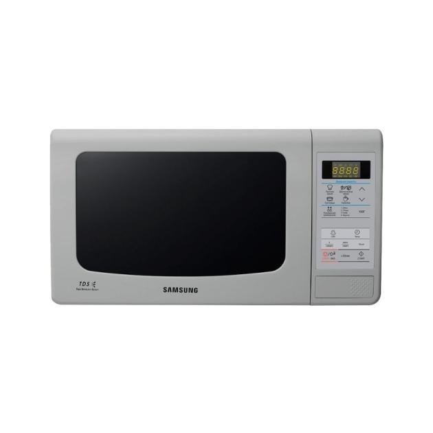 Samsung ME83 Серебристый, 800Вт, 23л