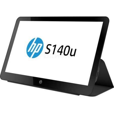 """HP S140u 14"""", Черный"""