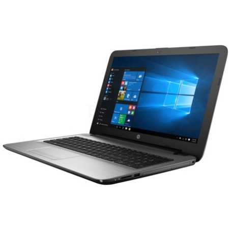 "HP 250 G5 15.6"", Intel Core i3, 2300МГц, 4Гб RAM, DVD-RW, 128Гб, DOS, серый, Wi-Fi, Bluetooth"