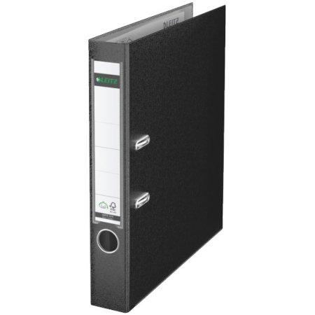Папка-регистратор Esselte Leitz 10151295P A4 50мм Пластик черный