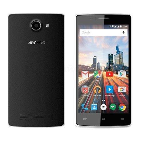 Archos 50d Helium 4G Черный, 4G (LTE), 3G