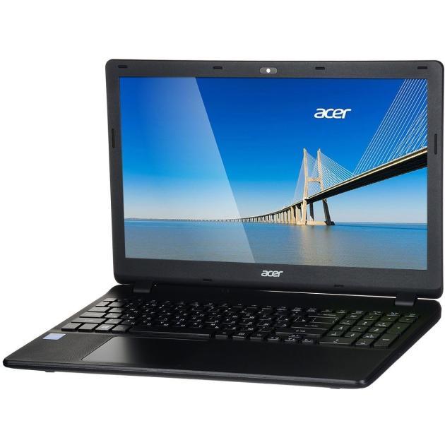 "Acer Extensa EX2519-P1TU 15.6"", Intel Pentium, 1600МГц, 4Гб RAM, 500Гб, Черный, Wi-Fi, Windows 10, Bluetooth"