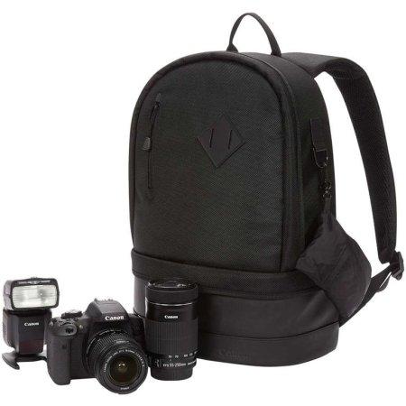 Canon BP100 Черный, отсутствует, Рюкзак, полиэстер