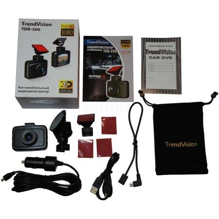 TrendVision TDR-200 1920x1080