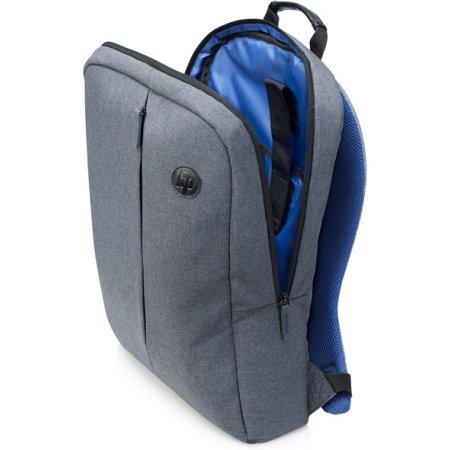 "HP Value Backpack 15.6 15.6"", Серый, Синтетический"