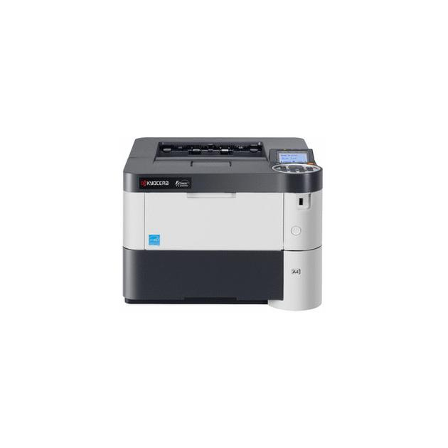 Kyocera FS-2100DN Лазерный  светодиодный, Белый, Черно-белая, А4