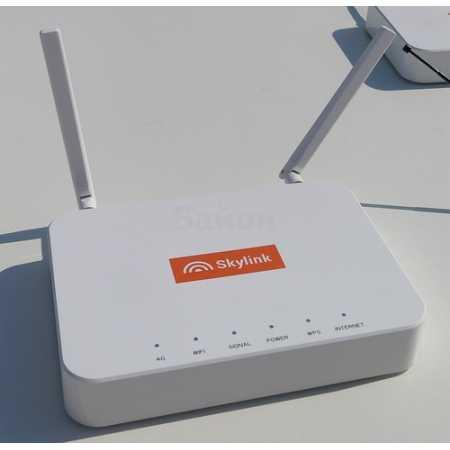 Skylink H1 LTE-450 Теле2