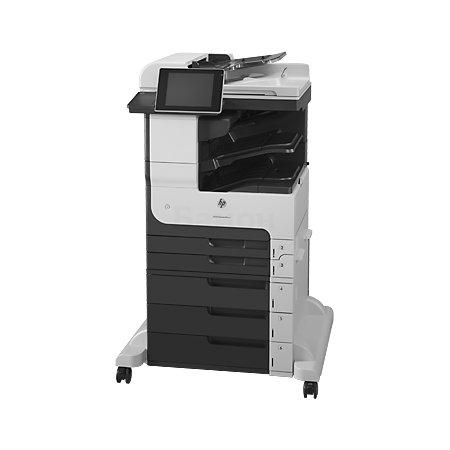 HP LaserJet Enterprise 700 MFP M725z Лазерный \ светодиодный, Белый, Черно-белая, А3