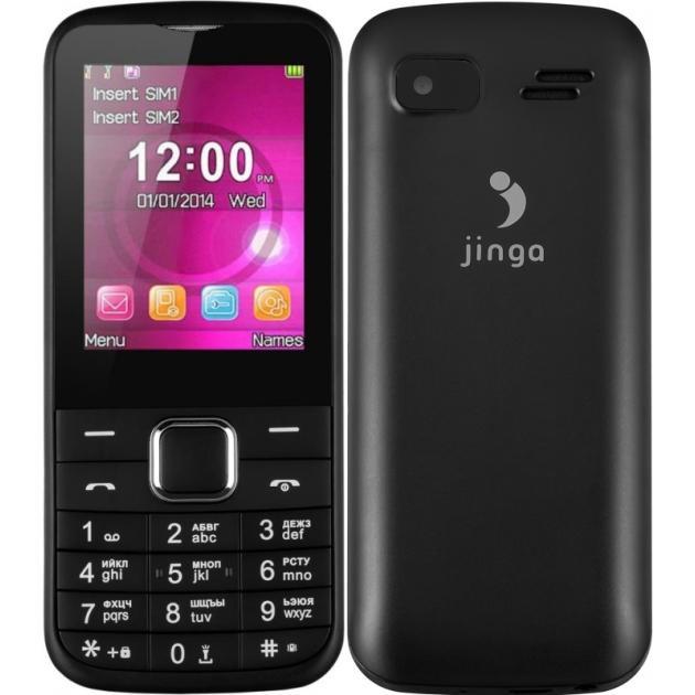 Jinga Simple F300 Черный, 0.032Гб
