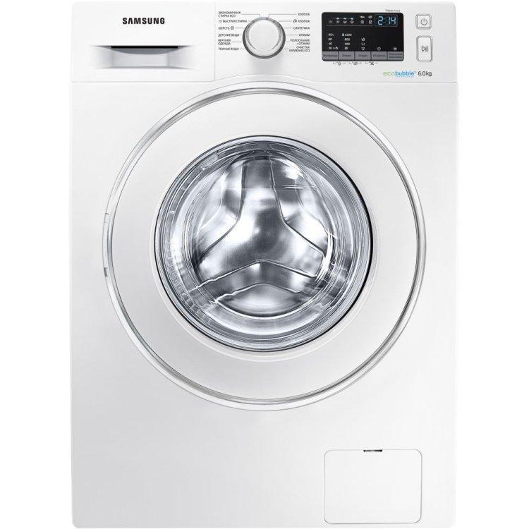 Samsung WW-60J4260JW Белый, 6кг