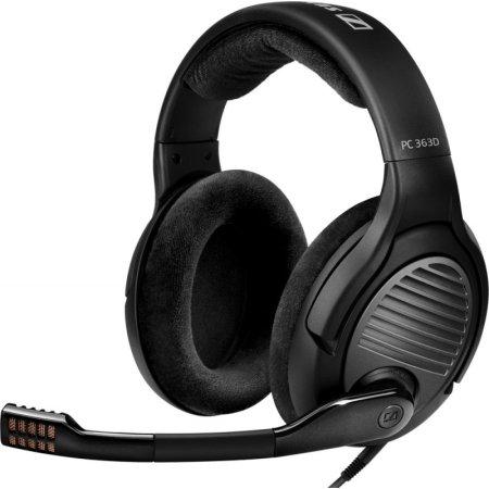 Sennheiser PC 363D Черный