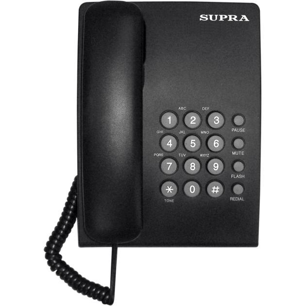 Supra STL-330 Черный
