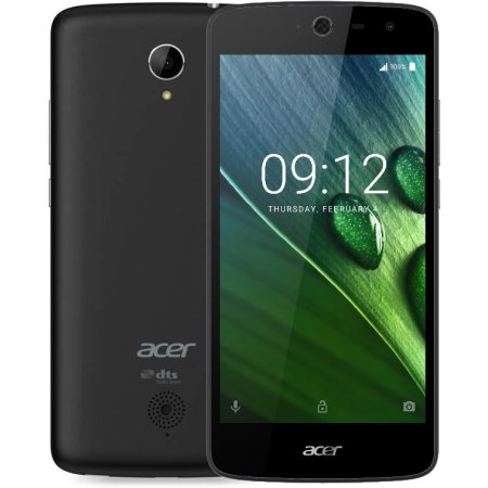Acer Liquid Zest Z525 Черный, Dual SIM