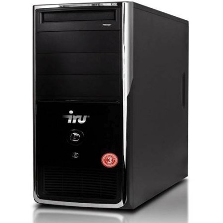 IRU Corp 310 MT Intel Pentium, 3500МГц, 4Гб, 500Гб, Win 7