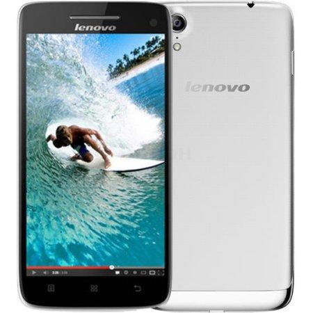 Lenovo S960 Vibe X 16Гб, Серебристый, 1 SIM, 3G