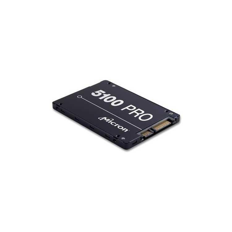 Micron 5100 PRO 2.5, SATA 6Gb/s, 480Гб