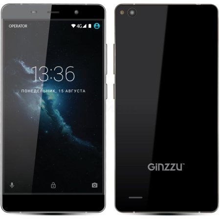 Ginzzu S5050 Черный