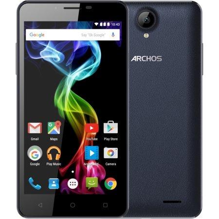 Archos 55b Platinum 8Гб, Черный, Dual SIM, 3G