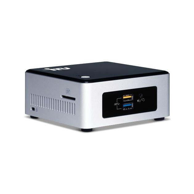 IRU NUC 110 Windows 10 Professional 64, 4 Gb, SSD 32 Gb, N3050